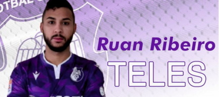 FC Argeş l-a transferat pe Ruan Ribeiro Teles