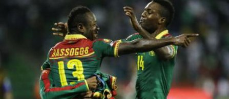 Christian Bassogog, cel mai bun jucator al CAN 2017   Michael Ngadeu, in echipa ideala
