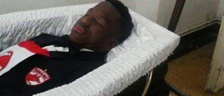 Patrick Ekeng a fost inmormantat la Yaounde