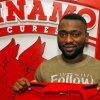 Dinamo l-a transferat pe atacantul camerunez Marcel Essombe