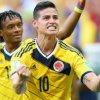 Columbianul James Rodriguez, desemnat cel mai bun jucator al fazei grupelor