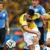 Golul columbianului James Rodriguez din meciul cu Uruguay, cea mai frumoasa reusita la Cupa Mondiala (video)