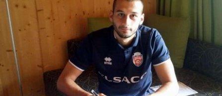 Atacantul croat Marko Brekalo a semnat un contract pe doi ani cu echipa de fotbal FC Botoşani