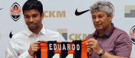 Eduardo revine la Sahtior Donetk