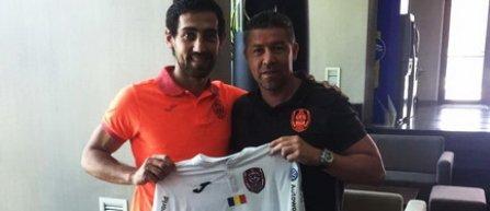 CFR Cluj l-a transferat pe mijlocaşul croat Mate Maleš