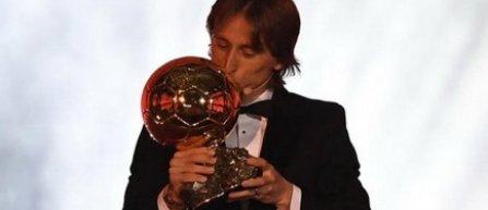 Juventus Torino intră în cursă pentru transferul lui Luka Modrić