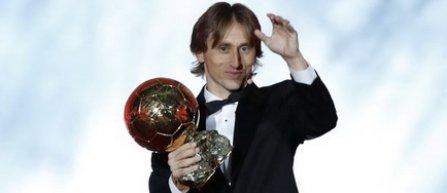 Luka Modric: Acesta este anul tuturor visurilor mele