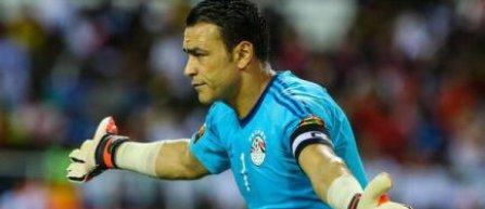 Legendarul portar egiptean El-Hadary s-ar putea desparti de clubul sau, după altercatia cu un coechipier