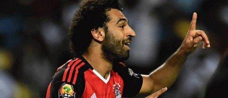 Mohamed Salah, desemnat jucătorul african al anului