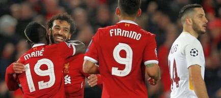 Salah şi Firmino împart locul secund în clasamentul golgheterilor