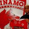 Dinamo are un stoper nou, Claude Dielna