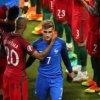 Griezmann, desemnat cel mai bun jucator de la Euro 2016