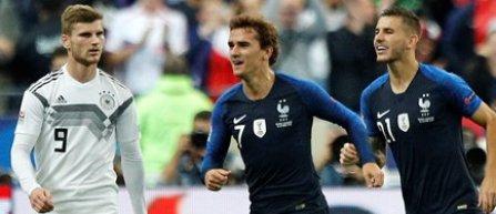 Antoine Griezmann, între cei mai buni zece marcatori din istoria selecţionatei Franţei