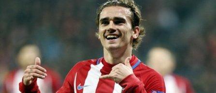 Antoine Griezmann şi-a prelungit până în 2022 contractul cu Atlético Madrid