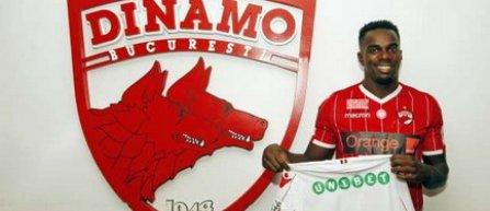Dinamo a reziliat contractele jucătorilor Gheorghe Grozav, Kino Delorge şi Teddy Mezague