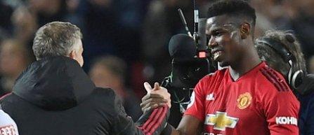 Paul Pogba: Jucăm un fotbal mai ofensiv decât cu fostul antrenor, e ceea ce ne dorim