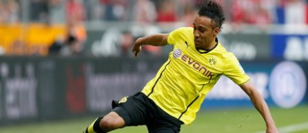 Pierre-Emerick Aubameyang va evolua la Arsenal