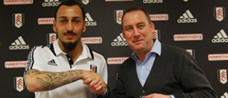 Mitroglou a semnat pentru Fulham