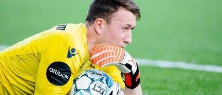 Portarul irlandez Sean McDermott va juca la Dinamo Bucureşti