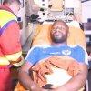 Toto Tamuz a fost transportat la spital dupa meciul cu FC Vaslui