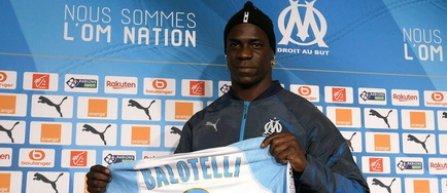 Mario Balotelli va juca la Olympique Marseille