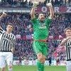 Portarul Buffon a stabilit un nou record de invincibilitate in Serie A