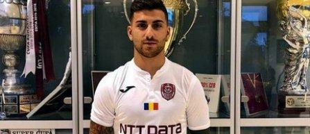 Giuseppe De Luca, ultimul transfer al campioanei CFR Cluj
