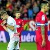 Echipa lui Galca a pierdut la Sevilla