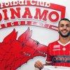 Dinamo l-a transferat pe atacantul italian Mattia Montini