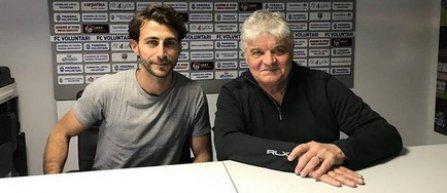Adriano Russo a fost transferat de FC Voluntari