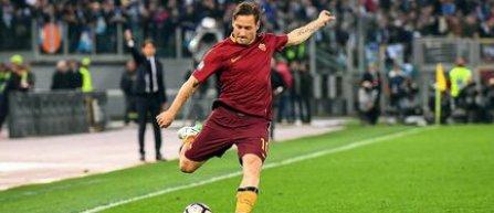 Francesco Totti se va retrage la finalul sezonului