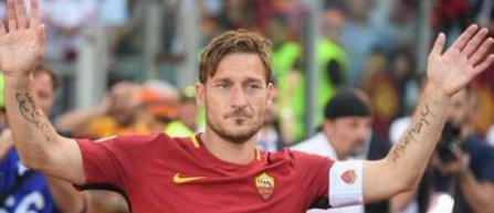 """Francesco Totti, recompensat cu """"Premiul președintelui UEFA"""""""