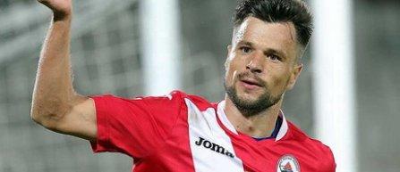 Azdren Llullaku a semnat un contract pe doi ani cu FC Astana