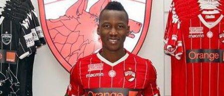 Dinamo a mai transferat un jucător, Mamoutou N'Diaye
