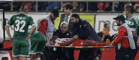 11 persoane arestat la derbyul Olympiakos - Panathinaikos