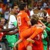 "Presa olandeza a salutat ""inspiratia"" selectionerului Louis van Gaal"