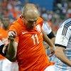 Scolari spune ca Robben este cel mai bun jucator de la CM 2014