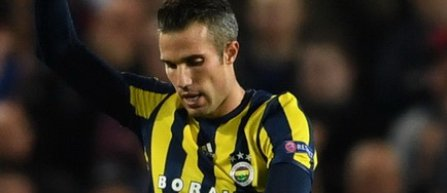 Robin van Persie revine după 14 ani la Feyenoord