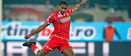 Panamezul Armando Cooper şi-a reziliat contractul cu Dinamo