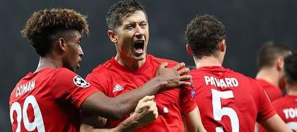 Bayern Munchen, echipa cu cele mai bune cifre din faza grupelor Champions League