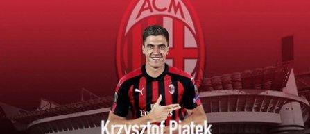 AC Milan l-a achiziţionat pe Krzysztof Piątek pentru 35 de milioane de euro