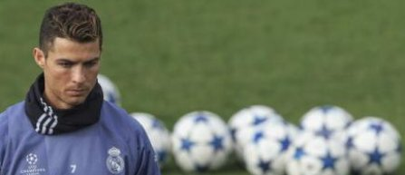 Cristiano Ronaldo: Am o vârstă biologică de 23 ani