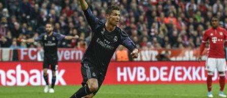 VIDEO | Cristiano Ronaldo, primul jucător din istorie care a marcat 100 de goluri în cupele europene