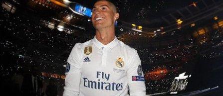 Cristiano Ronaldo s-a tuns: Am promis că voi face acest lucru dacă voi câştiga Liga Campionilor şi voi marca