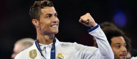 Ofertă de 180 milioane euro pentru Cristiano Ronaldo