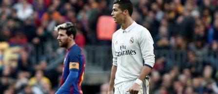 Lionel Messi: Cristiano Ronaldo este un jucător fenomenal, de mare calitate