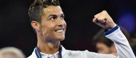 Cristiano Ronaldo, o marcă de aur pentru Portugalia