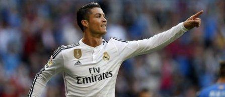Absenţa lui Cristiano Ronaldo goleşte tribunele de pe Santiago Bernabeu