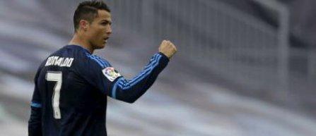 Cristiano Ronaldo va purta ghete cu imprimeu de ghepard în meciul retur cu PSG