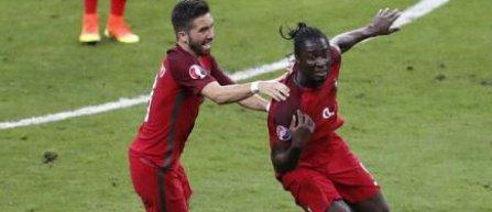 Suporterii portughezi pot de acum sa-i ceara iertare lui Eder